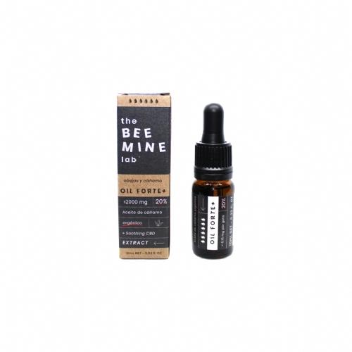 Beemine aceite forte plus con 20% cbd 1 envase 10 ml