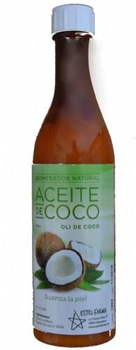 Estel Farma Aceite de Coco 175 ml