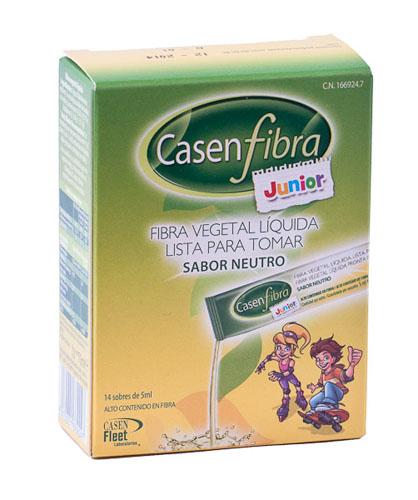 CASENFIBRA JUNIOR - 14 SOBRES 5 ML