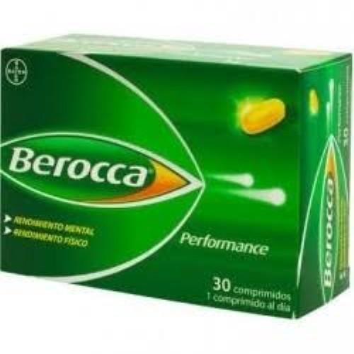 Berocca (30 comprimidos)