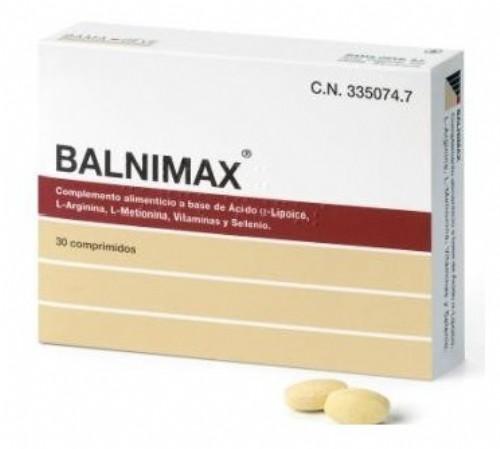 balnimax (30 comprimidos)