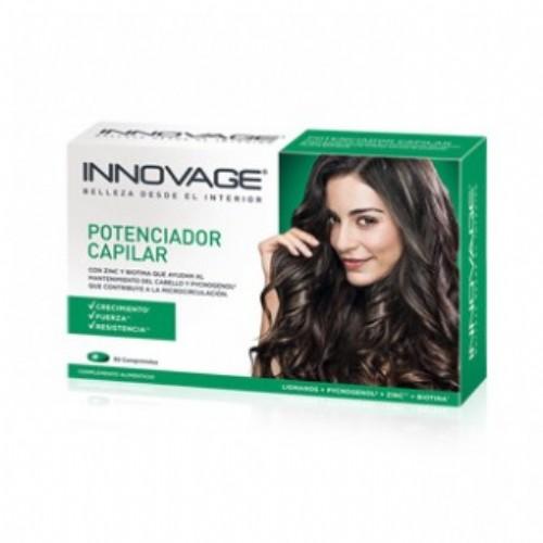 innovage potenciador capilar (30 comprimidos)
