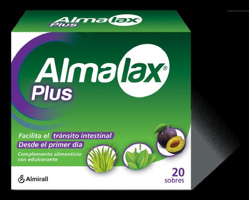 ALMALAX PLUS (20 SOBRES)