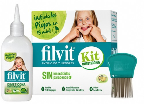 FILVIT KIT DIMETICONA