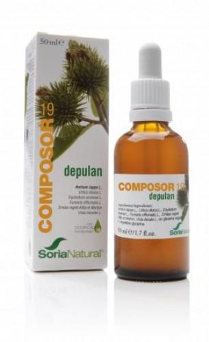 Soria Natural Composor 19 - Depulán 50ml