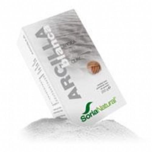 SORIA NATURAL ARCILLA BLANCA 250 G