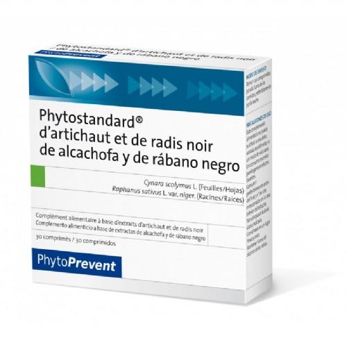 Phytostandard Alcachofa Y Rabano Negro 30 Comp