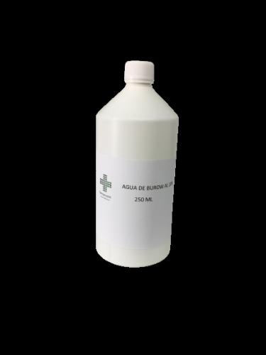 Agua de burow al 10% 250 ml