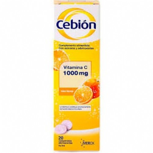 cebion comprimidos efervescentes (20 comprimidos)