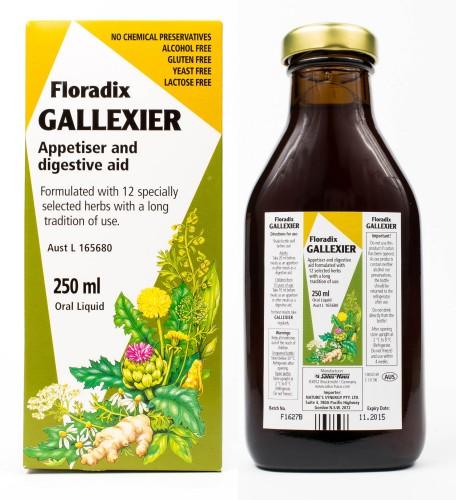 GALLEXIER - 250 ML JARABE