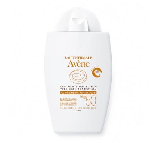 Avene fluido mineral spf 50+ (40 ml)
