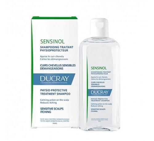 DUCRAY sensinol champu cabello sensible y fragil (200 ml)