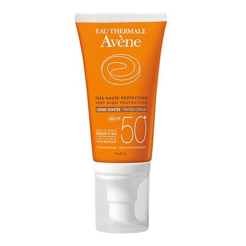 avene spf 50+ crema muy alta proteccion (color 50 ml)