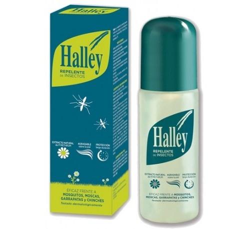 REPELENTE DE INSECTOS halley (150 ml)