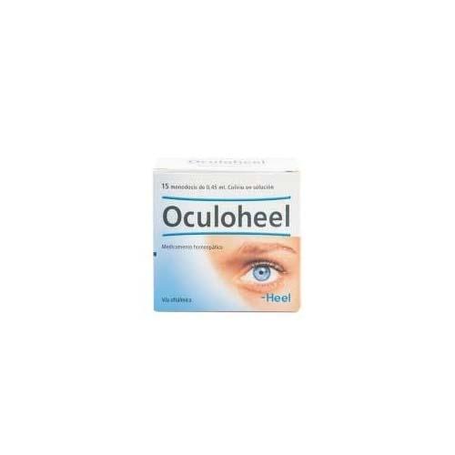 Heel oculoheel colirio 10-15 u