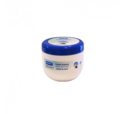 alvita crema corporal con aceite de oliva (300 ml)