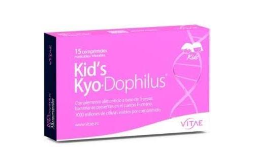 Kids kyo-dophilus (15 comprimidos)