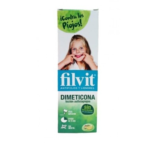 filvit antipiojos dimeticona (125 ml)