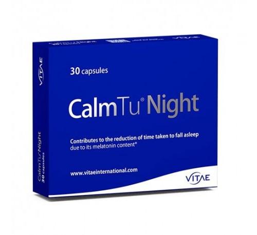 CalmTu Night 30 capsulas