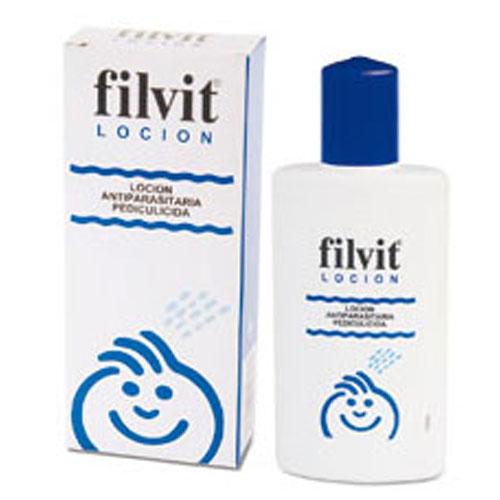 filvit locion antiparasitaria (100 ml)