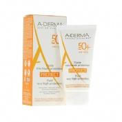a-derma protect fluido solar spf 50+ (40 ml)