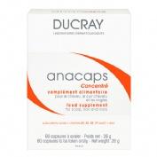 DUCRAY anacaps reactiv cabello y uñas (30 caps)