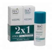 roc keops desodorante sin alcohol (stick 40 g)