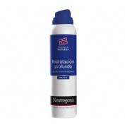 SPRAY CORPORAL EXPRESS PIEL SECA neutrogena formula noruega hidratacion profunda (200 ml)