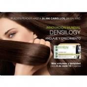 ANCLAJE Y CRECIMIENTO DEL CABELLO inneov densilogy (44 g 60 caps 3 cajas)