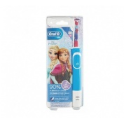 Cepillo dental electrico infantil - oral-b stages frozen (+3 años suave)