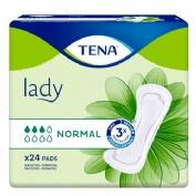 TENA LADY NORMAL absorb inc orina ligera (24 u)