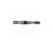 3 CLAVELES pinzas depilar (estrecha 8 cm negra)