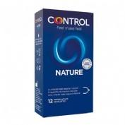 PRESERVATIVOS control adapta nature (12 u)
