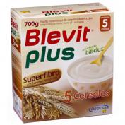 blevit plus superfibra papilla 5 cereales (300 g)