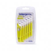 INTERPROX PLUS cepillo espacio interproximal (mini 6 u)