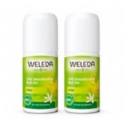 weleda fresh 24 h desodorante citrus (roll on 50 ml)