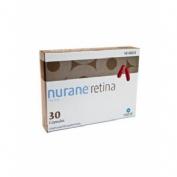nurane retina (30 caps)