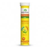Aquilea vitamina c +zinc (14 comprimidos efervescentes)