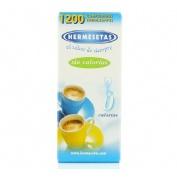 SACARINA hermesetas original (1200 comprimidos)