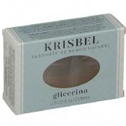 Krisbel jabon de glicerina (125 g pastilla)