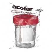 Envase con espatula recogida muestras - acofar