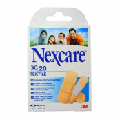 APOSITO ADHESIVO 3m nexcare textile (surtido 20 u)