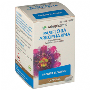 PASIFLORA ARKOPHARMA cápsulas duras , 84 cápsulas