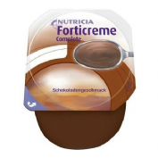 forticreme complete (chocolate 125 g  4 tarrinas)