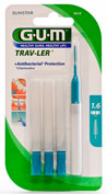GUM 1614 TRAV-LER cepillo interdental (conico 1.6 mm 6 u)
