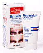 isdin seborrheic skin nutradeica gelcrema facial (50 ml)