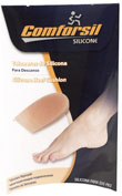 COMFORSIL SILICONA talonera para descanso (38- 40 t- med 2 u)
