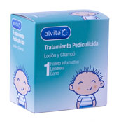 alvita antipiojos tratamiento completo (pack)
