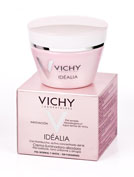 VICHY PIEL NORMAL Y MIXTA idealia crema iluminadora alisadora (50 ml)