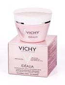 VICHY PIEL NORMAL Y MIXTA idealia crema iluminadora alisadora (50 ml)